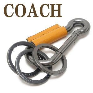 コーチ COACH キーリング メンズ キーホルダー カラビナ レディース 64769MRG  ネコポス zeitakuya