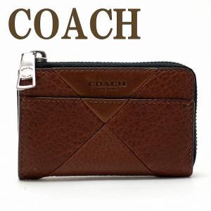 コーチ 財布 メンズ COACHキーケース キーリング コインケース 66190CWH