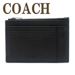 コーチ COACH カードケース コインケース IDケース パスケース 定期入れ 小銭入れ 66550QBBK  ネコポス zeitakuya