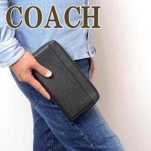 コーチ 財布 COACH メンズ 長財布 パスポートケース レザー製 66564QBBK|zeitakuya