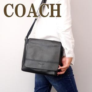 コーチ COACH バッグ メンズ ショルダーバッグ 斜め掛け ブラック黒 68015QBBK|zeitakuya