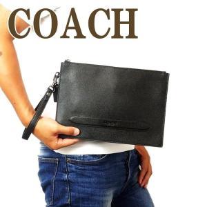 コーチ COACH バッグ セカンドバッグ クラッチバッグ ポーチ セカンドポーチ ブラック 68154QBBK zeitakuya