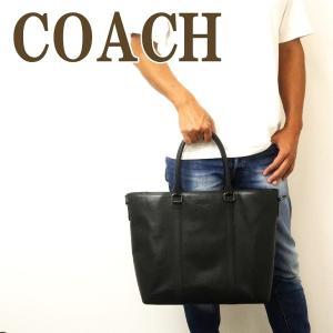 コーチ COACH バッグ メンズ トートバッグ ショルダーバッグ ビジネスバッグ 斜め掛け ブラック黒 71734QBBK|zeitakuya