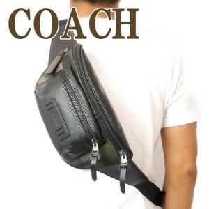 コーチ COACH バッグ メンズ ショルダーバッグ 斜めがけ ウエストバッグ レザー 72928QBNI4|zeitakuya