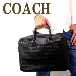 コーチ COACH バッグ メンズ トートバッグ ビジネスバッグ ブリーフケース 2way ショルダ...