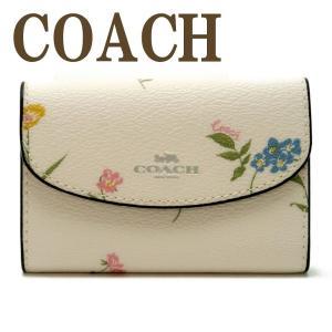 コーチ COACH レディース キーケース キーリング 6連 花柄 ロゴ 73354SVCAH zeitakuya