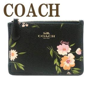 コーチ COACH 財布 キーケース キーリング コインケース 花柄 レディース 73364IMDB9  ネコポス zeitakuya