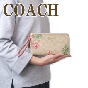 コーチ COACH ポーチ ハンドポーチ リストレット 財布 リストレット シグネチャー 73370IMOE3 zeitakuya
