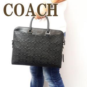 コーチ COACH バッグ メンズ トートバッグ ビジネスバッグ ブリーフケース 2way ショルダーバッグ 73419NIBLK|zeitakuya