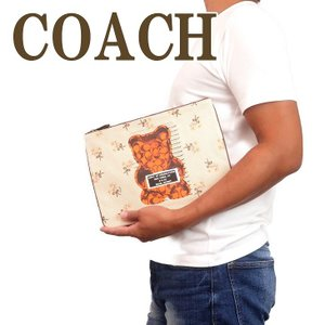 コーチ COACH バッグ セカンドバッグ クラッチバッグ ポーチ セカンドポーチ 76933QBCAH|zeitakuya