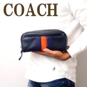 コーチ COACH バッグ メンズ セカンドバッグ トラベル セカンドポーチ ブランド ベースボール 76945QBP59|zeitakuya