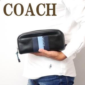 コーチ COACH バッグ メンズ セカンドバッグ トラベル セカンドポーチ ブランド ベースボール 76945QBP5A|zeitakuya