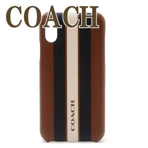 コーチ COACH iPhone X XS 専用 ケース カバー アイフォン メンズ 77935QBN3D  ネコポス zeitakuya