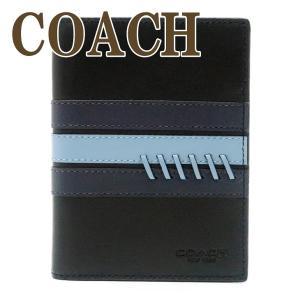 コーチ COACH メンズ パスポートケース 本革 レザー 78998QBP5A  ネコポス|zeitakuya