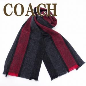 コーチ COACH メンズ マフラー ストール カシミヤ 86547|zeitakuya