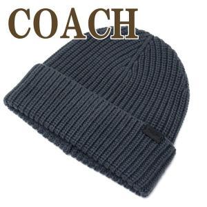 コーチ COACH メンズ 帽子 ニットキャップ ニット帽子 リブニット ハット 86553GPH|zeitakuya