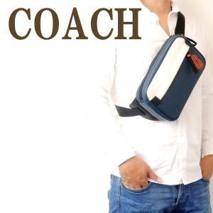 コーチ COACH バッグ メンズ ショルダーバッグ 斜めがけ ウエストバッグ ボディーバッグ ベルトバッグ 89920QBQ6P|zeitakuya
