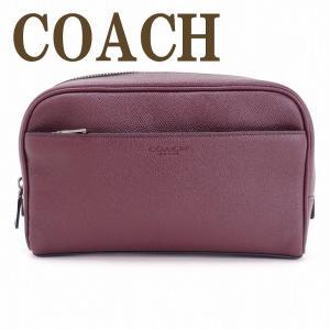 コーチ COACH バッグ メンズ セカンドバッグ セカンドポーチ レザー ブランド 93515OXB|zeitakuya