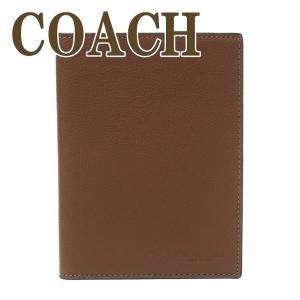 コーチ COACH メンズ パスポートケース 本革 レザー 93604CWH  ネコポス|zeitakuya
