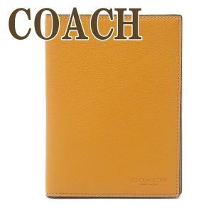 コーチ COACH メンズ パスポートケース 本革 レザー 93604QBP58  ネコポス|zeitakuya