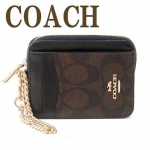 コーチ COACH カードケース コインケース 財布 レディース 定期入れ 小銭入れ レザー C0058IMAA8  ネコポス|zeitakuya