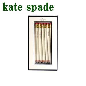 ケイトスペード KateSpade えんぴつ  【商品】ケイトスペード KateSpade 鉛筆 黒...