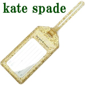 ケイトスペード kate spade ラゲッジタグ ケイトスペード ネームタグ kate spade 小物 ステーショナリー 文房具 KS-178346  ネコポス zeitakuya