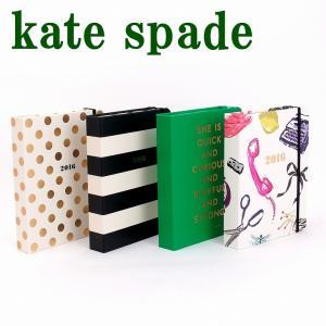ケイトスペード KateSpade 手帳 人気 カレンダー ハードカバー ミディアムサイズ KS-MEDIUM-AGENDA|zeitakuya