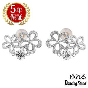 ダンシングストーン ピアス クロスフォーニューヨーク ダンシング クロスフォー 耳飾り レディース NYE-119 zeitakuya