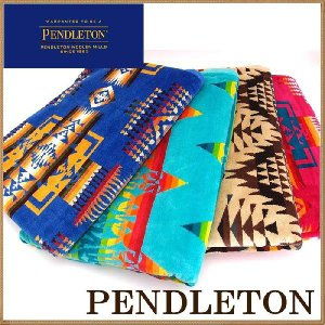 ペンドルトン PENDLETON タオルブランケット バスタオル PEN-XB233 zeitakuya