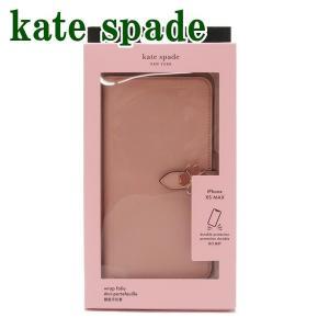 ケイトスペード Kate Spade iPhone XS MAX ケース アイフォン 手帳型 WIRU1127-950  ネコポス zeitakuya