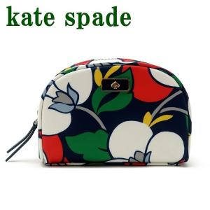 ケイトスペード バッグ KateSpade ポーチ コスメポーチ 化粧ポーチ WLRU5370-417|zeitakuya