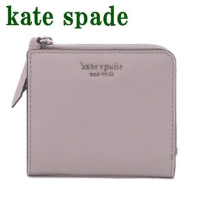 ケイトスペード KateSpade 財布 二つ折り財布レディース ラウンドファスナー WLRU5431-062 zeitakuya