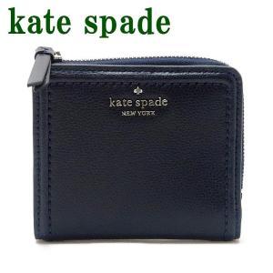ケイトスペード KateSpade 財布 レディース 二つ折り財布 ラウンドファスナー WLRU5599-453 zeitakuya