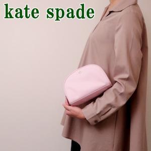 ケイトスペード KateSpade ポーチ レディース コスメポーチ バッグ 化粧ポーチ クラッチポーチ ピンク WLRU5948-669|zeitakuya