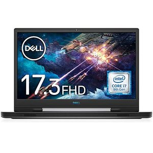 Dell ゲーミングノートパソコン G7 17 7790 Core i7 ダークグレー 20Q23/Win10/17.3FHD/16GB/2|zembuzembu