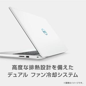 Dell ゲーミングノートパソコン G3 15 3579 Core i7 ホワイト 19Q12W/Windows 10/15.6 FHD/8|zembuzembu