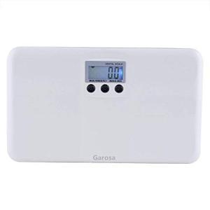 赤ちゃん体重計 多機能 幼児 ペットスケール 自動デジタル 重量 容量 LEDディスプレイ 電子オン/テア機能 低バッテリ/ロックアラーム|zembuzembu