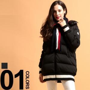 モンクレール MONCLER ダウンジャケット レディース リブライン パーカー フード ブルゾン HARFANG ハルファン ブランド MCLHARFANG8|zen
