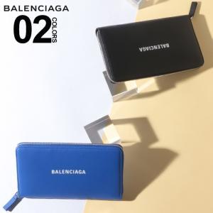 バレンシアガ BALENCIAGA 長財布 レザー ラウンドジップ ロングウォレット EVERYDAY エブリデイ コンチネンタル ブランド レディース メンズ 財布 BC551935DLQ4N|zen