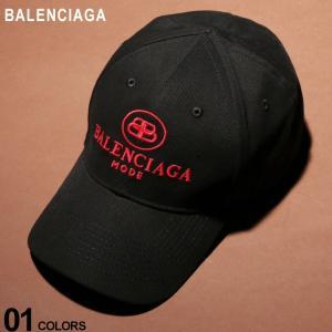 バレンシアガ BALENCIAGA キャップ コットン BB ロゴ 刺繍 マジックテープ アジャスター ブランド メンズ 帽子 BC579172410B2 zen