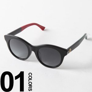 グッチ GUCCI サングラス バイカラー サイド ロゴ ボストン ブランド メンズ アイウェア GC0169SA003|zen