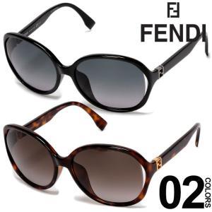 フェンディ FENDI サングラス ロゴ ブランド レディース アイウェア FD0032F|zen