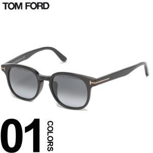 トム フォード TOM FORD サングラス ロゴ ボスリントン FT0399 ブランド メンズ TF0399F01N|zen