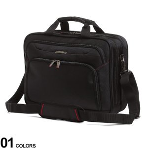 サムソナイト メンズ ブリーフバッグ Samsonite 2WAY ナイロン ブリーフケース XENON 3 ブランド レザー 鞄 ビジネス ショルダー SN89433|zen