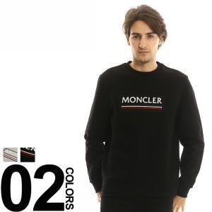 モンクレール MONCLER スウェット トレーナー ロゴ 刺繍 メンズ ブランド MC803885080984 zen
