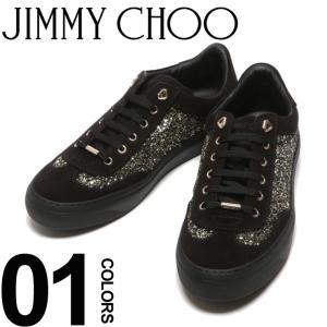 ジミーチュウ JIMMY CHOO スニーカー スエード スターグリッター ローカット ACE メンズ ブランド 靴 シューズ 星 グリッター JCACEACG|zen