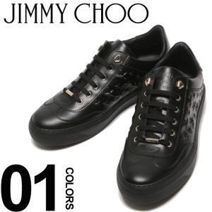 ジミーチュウ JIMMY CHOO スニーカー レザー エンボススター ローカット ACE メンズ ブランド 靴 シューズ 星 ロゴ JCACEAOA|zen