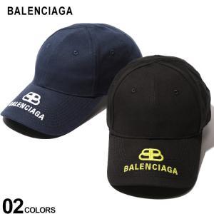 バレンシアガ BALENCIAGA キャップ コットン BB ロゴ 刺繍 マジックテープ アジャスター ブランド レディース 帽子 BCL577548310B2 zen