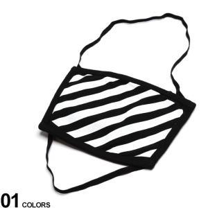 オフホワイト マスク OFF-WHITE 綿100% プリント DIAG ブランド メンズ レディース コットン プリント 黒マスク 頭掛け OWRG02E20FAB003|zen